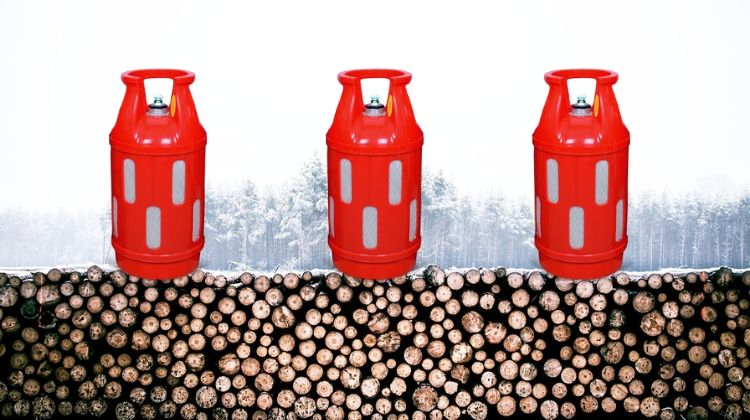 Why Liquified petroleum gas is better than wood?