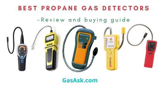best propane gas detectors