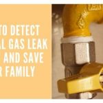 how to detect natural gas leak
