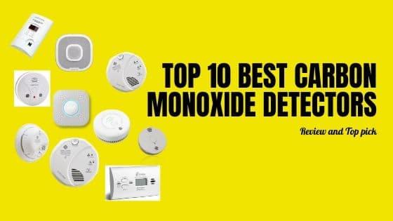 Best carbon monoxide detectors