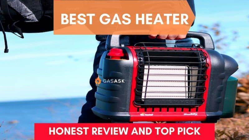 best gas heater