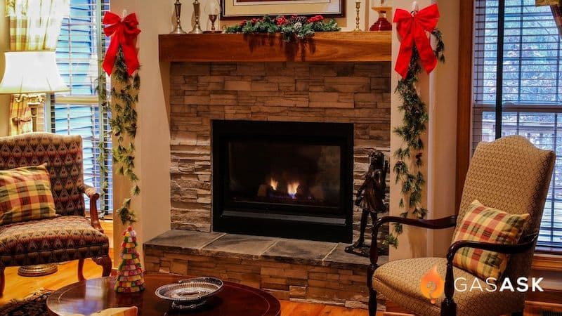 best gas fireplace review